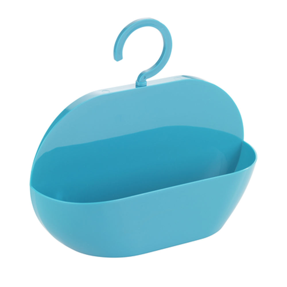 Wenko Cocktail Shower Caddy - Turquoise - 22140100 Large Image