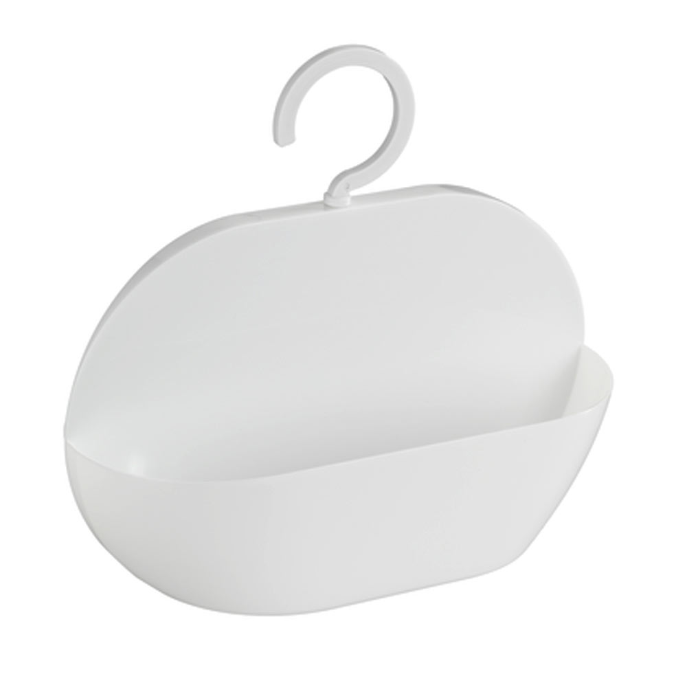 Wenko Cocktail Shower Caddy - White - 22135100 Large Image