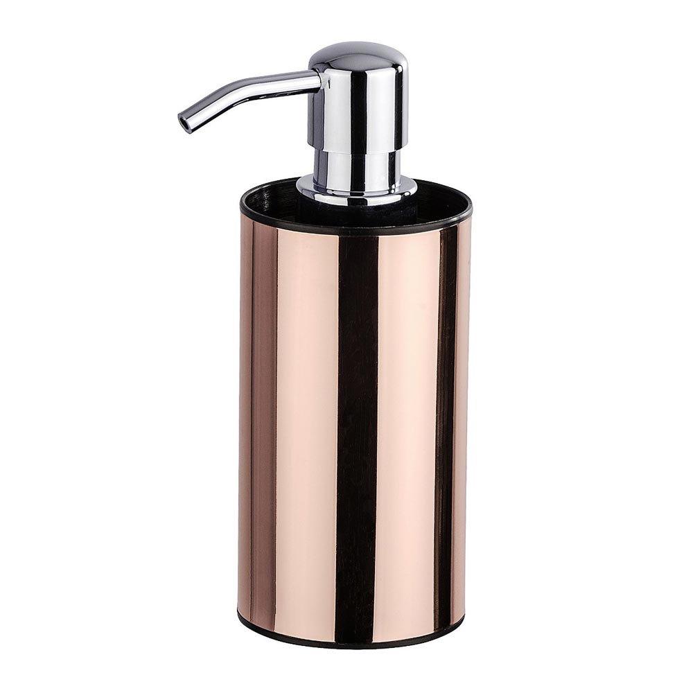 Wenko Detroit Soap Dispenser - Copper - 22028100 Large Image