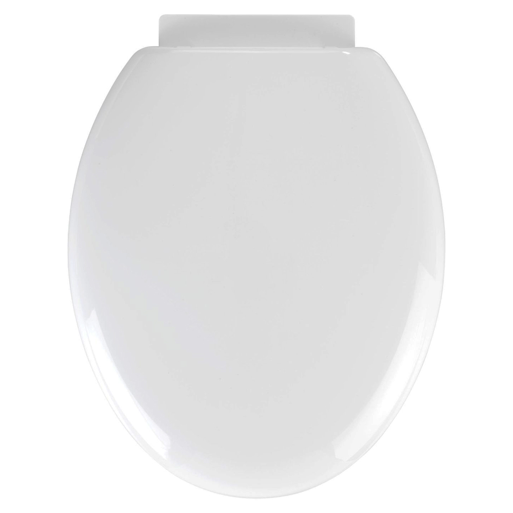 Wenko Glow In The Dark Soft-Close Toilet Seat - 21900100 profile large image view 3