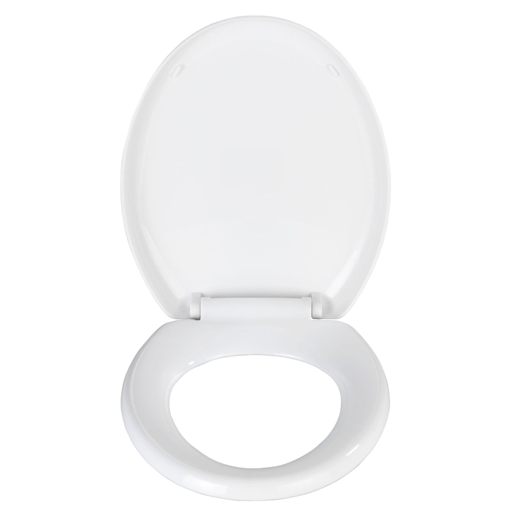 Wenko Glow In The Dark Soft-Close Toilet Seat - 21900100 profile large image view 4