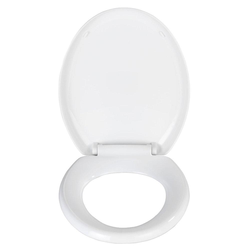 Wenko Glow In The Dark Soft-Close Toilet Seat - 21900100 Standard Large Image