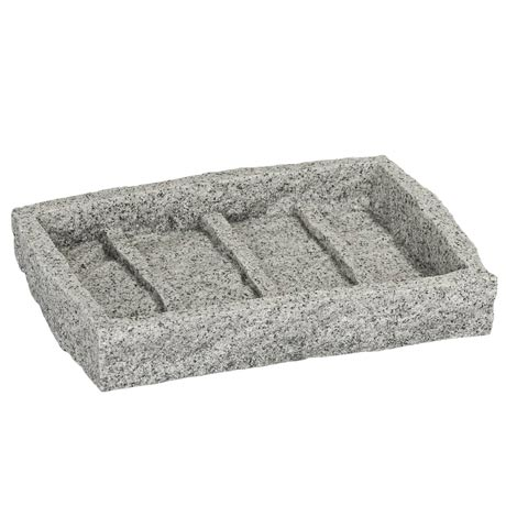 Wenko Granite Soap Dish - 20439100