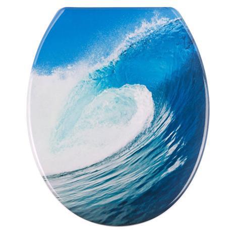 Wenko - Hawaii Duroplast Toilet Seat - 20538100