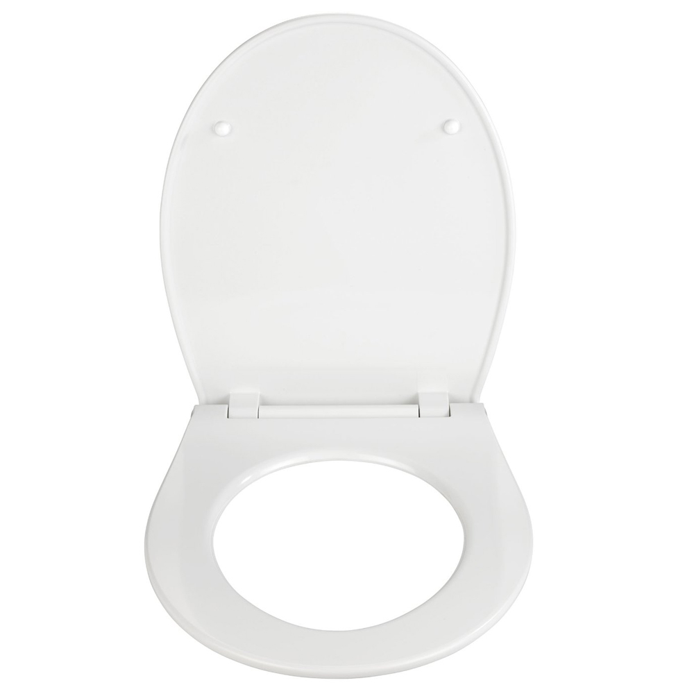 Wenko LED Night Light Soft-Close Toilet Seat - 21902100 Feature Large Image