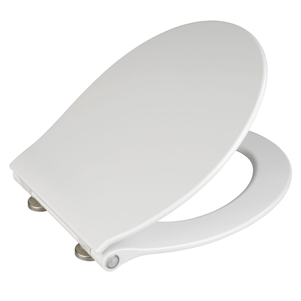 Wenko LED Night Light Soft-Close Toilet Seat - 21902100 In Bathroom Large Image
