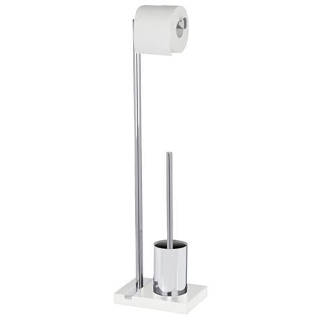 Wenko - Noble Standing WC Set - White - 20486100