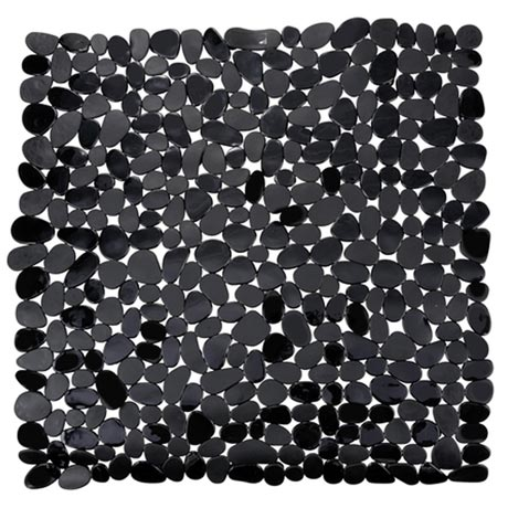 Wenko Paradise 54 x 54cm Shower Mat - Black - 20275100