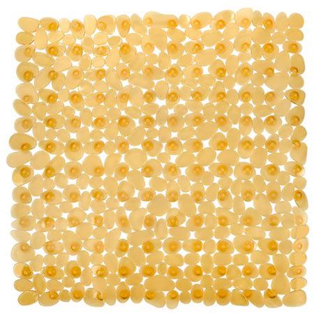Wenko Paradise 54 x 54cm Shower Mat - Orange - 20267100