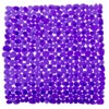 Wenko Paradise 54 x 54cm Shower Mat - Purple - 20269100 profile small image view 1