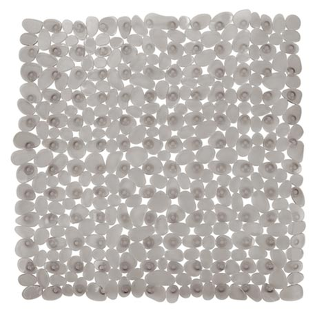 Wenko Paradise 54 x 54cm Shower Mat - Taupe - 21202100