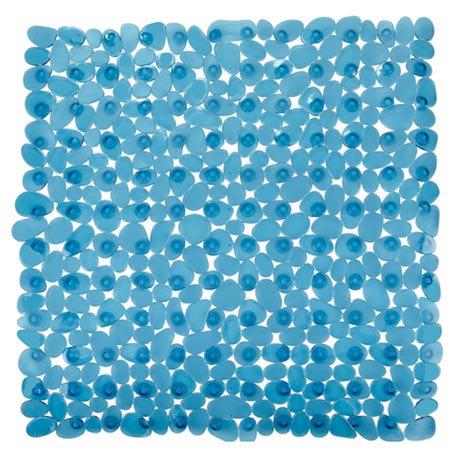 Wenko Paradise 54 x 54cm Shower Mat - Turquoise - 20263100