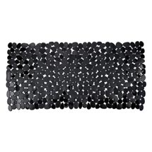 Wenko Paradise 71 x 36cm Bath Mat - Black - 20274100 Medium Image