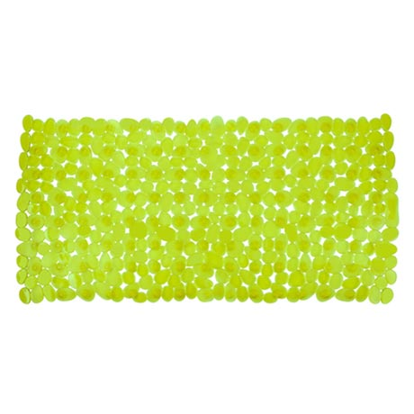 Wenko Paradise 71 x 36cm Bath Mat - Green - 20272100