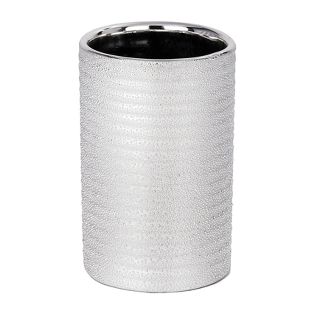 Wenko Polaris Juwel Ceramic Silver Tumbler - 21992100 profile large image view 1