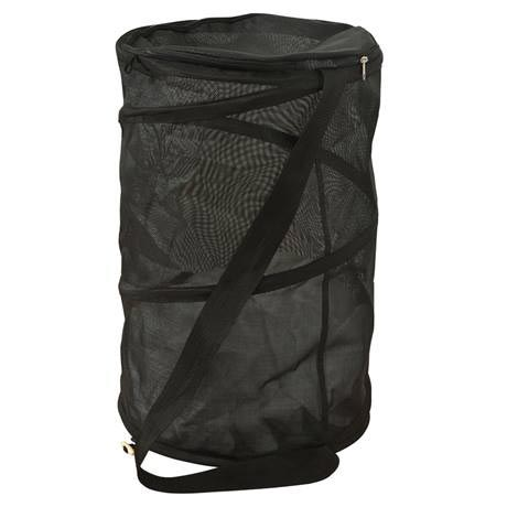 Wenko Pop-up Laundry Bin - Black - 2780002100