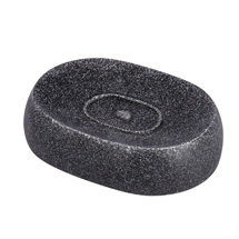 Wenko Puro Anthracite Soap Dish - 22022100 Medium Image