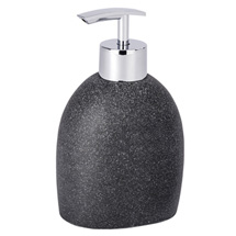 Wenko Puro Anthracite Soap Dispenser - 22024100 Medium Image