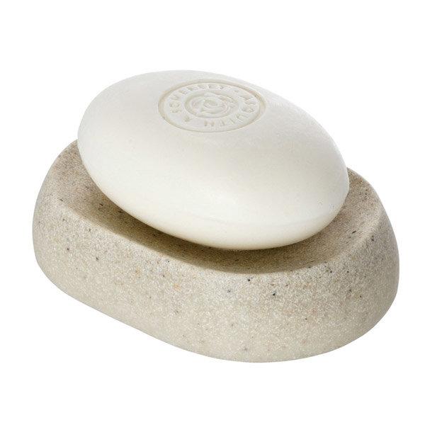 Wenko - Puro Polyresin Soap Dish - 20476100 Profile Large Image