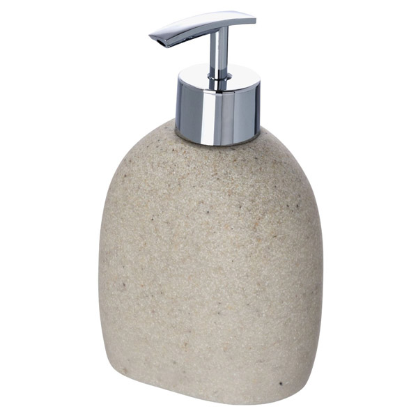 Wenko - Puro Polyresin Soap Dispenser - 20475100 Large Image