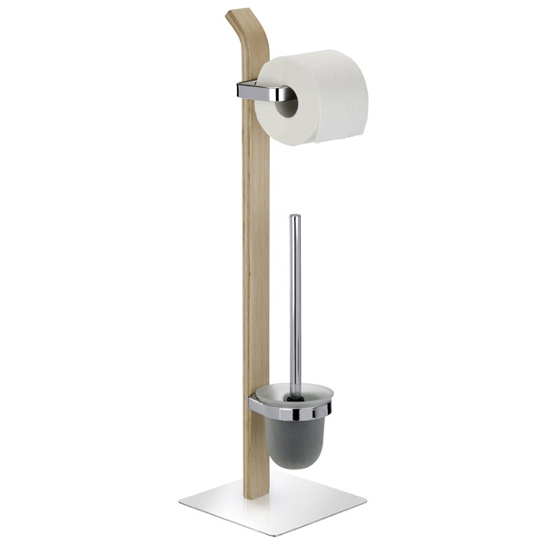 Wenko - Samona Standing WC Set - Nature - 20397100 Large Image