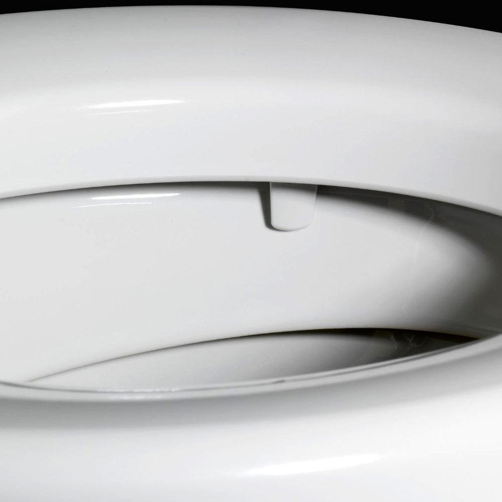 Wenko Secura Comfort Soft-Close Toilet Seat - 21905100 profile large image view 4