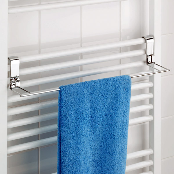 Wenko - Smart Towel Rod for Heated Towel Rail - 20401100 Large Image