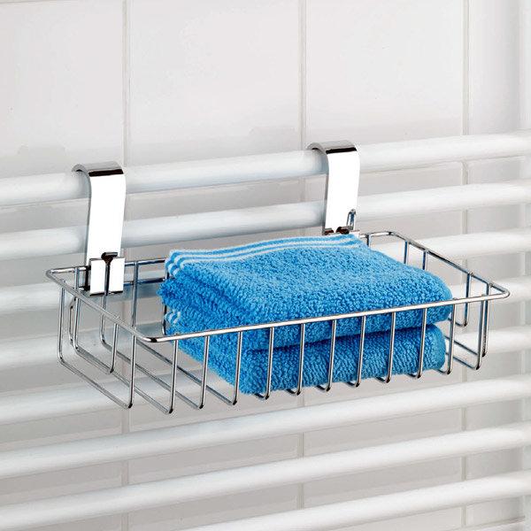 Wenko - Smart Universal Shelf for Heated Towel Rails - Large ...