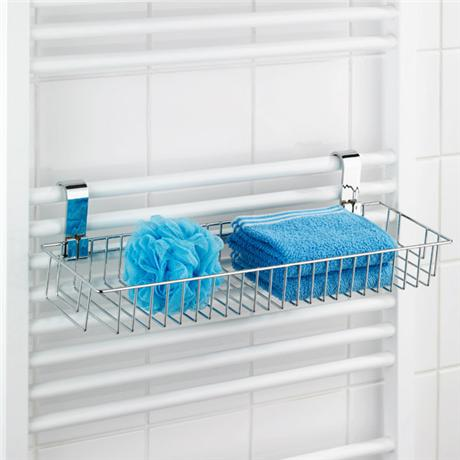 Wenko - Smart Universal Shelf for Heated Towel Rails - XL - 20647100