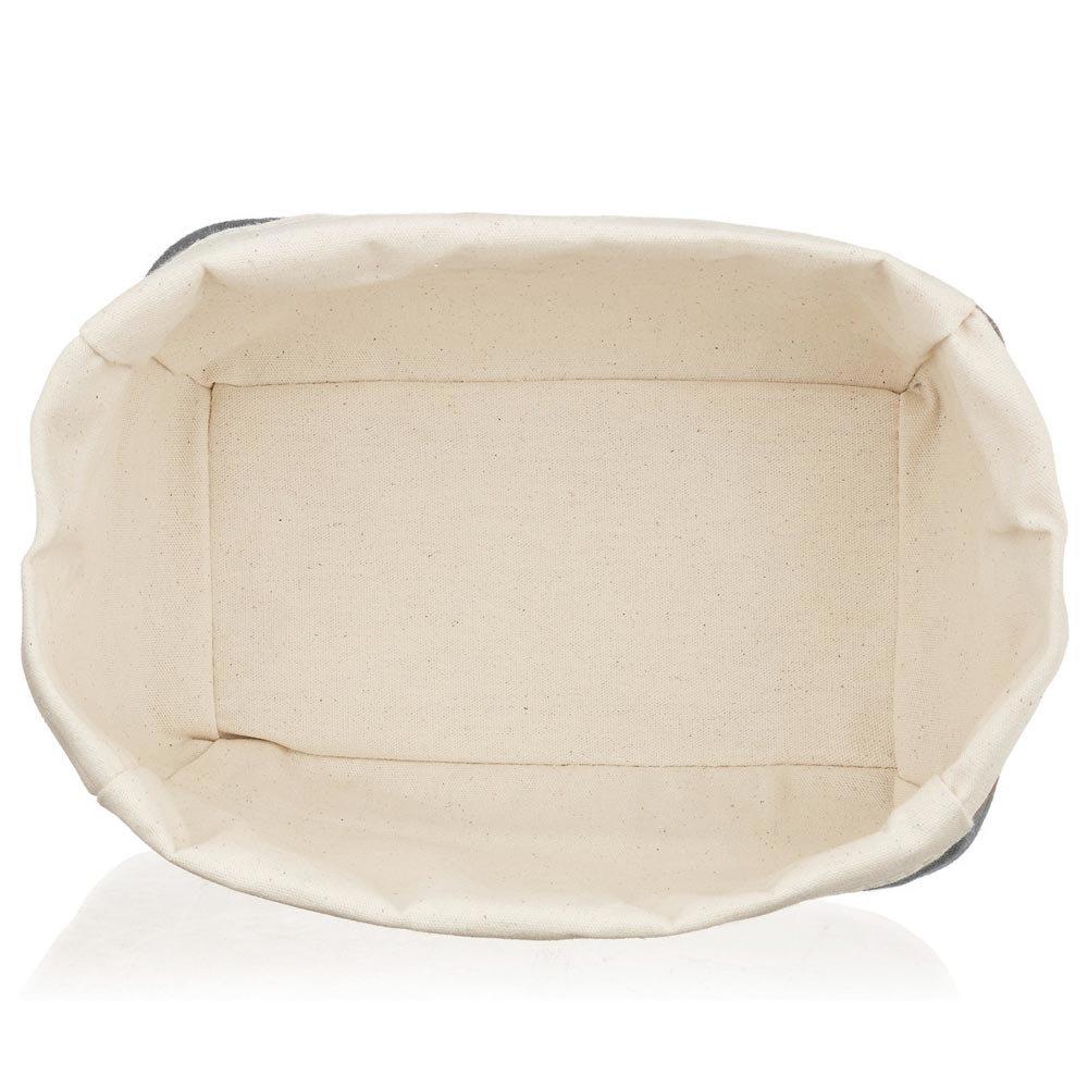 Wenko Soraya Bathroom Storage Basket - 21 x 11 x 15cm - 54020100 profile large image view 2