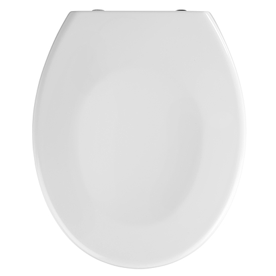 Wenko Splash Guard Soft-Close Toilet Seat - 21828100 Feature Large Image