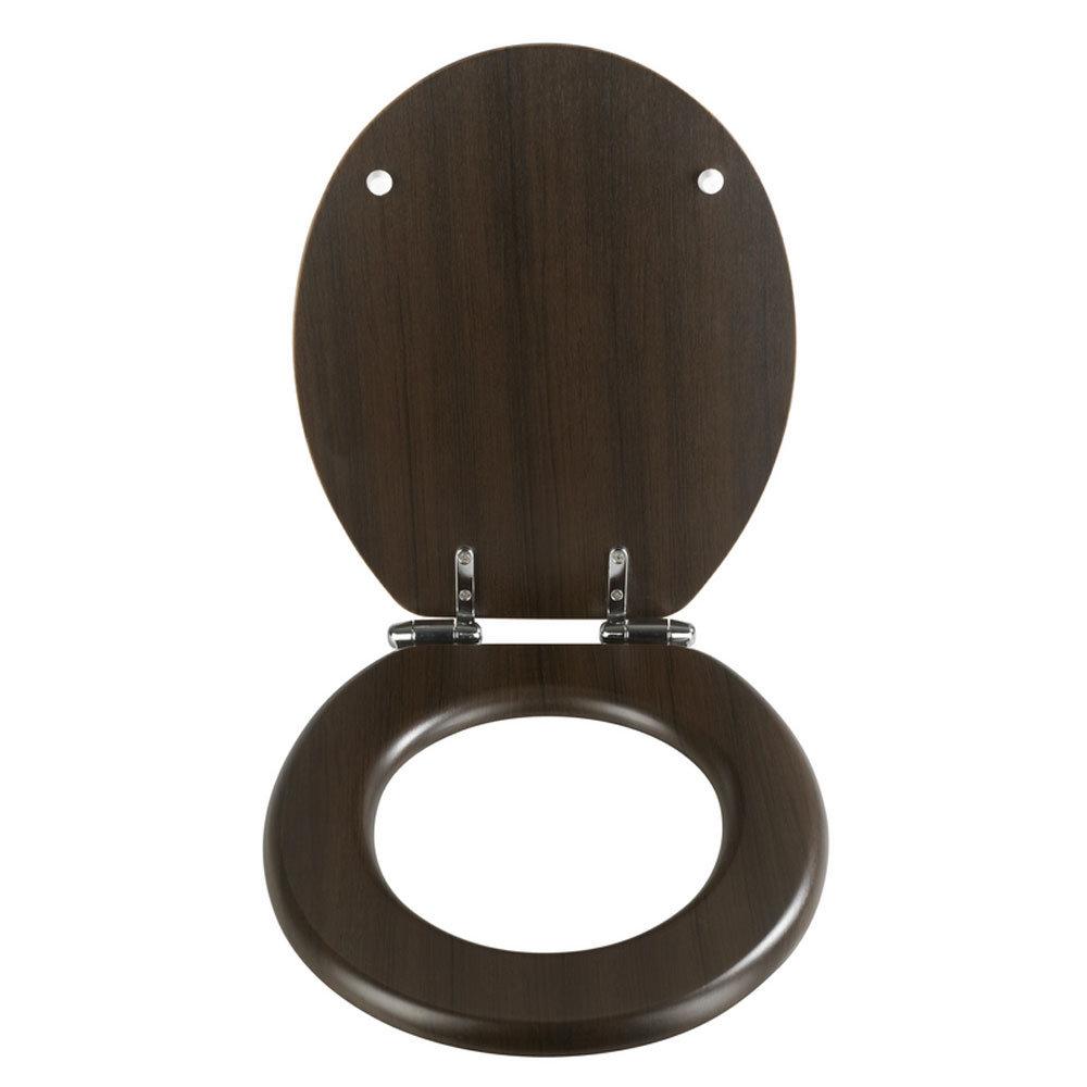 Wenko Wenge MDF Soft Close Toilet Seat  Victorian Plumbingcouk -> Commode Bas Exotique Wenge
