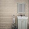Westbury Rustic Metro Wall Tiles - Latte - 30 x 10cm Small Image