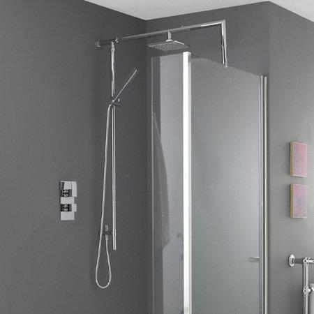 Installing A Wet Room Shower