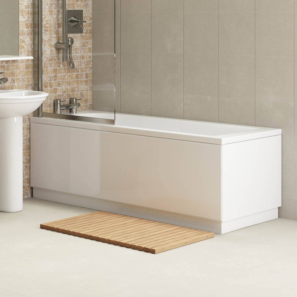 White MDF Bath Panel Pack - Various Sizes