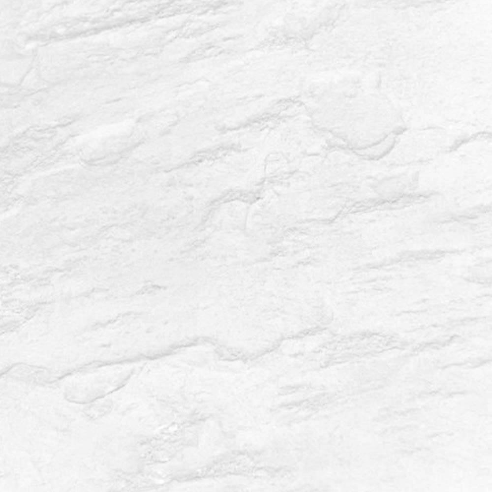 Imperia White Slate Effect Rectangular Shower Tray 1700 x 800mm Inc. Chrome Waste Profile Large Image