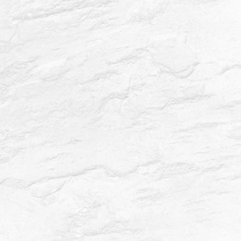 Imperia White Slate Effect Square Shower Tray 900 x 900mm Inc. Chrome Waste Profile Large Image