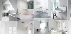 White Bathroom Inspiration And Ideas