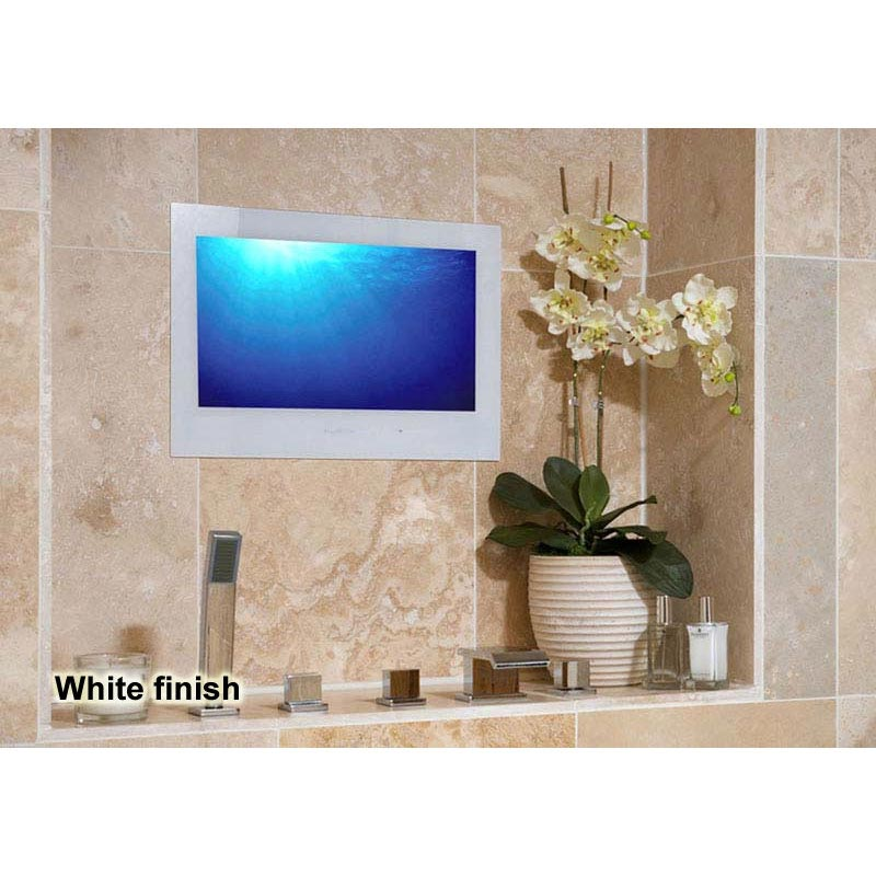 "ProofVision 24"" Premium Widescreen Waterproof Bathroom TV profile large image view 3"