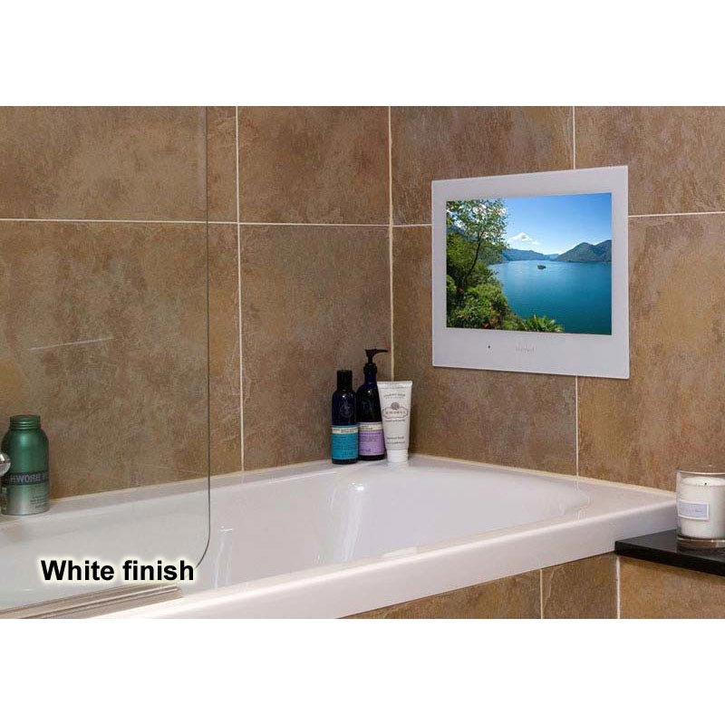 "ProofVision 24"" Premium Widescreen Waterproof Bathroom TV profile large image view 4"