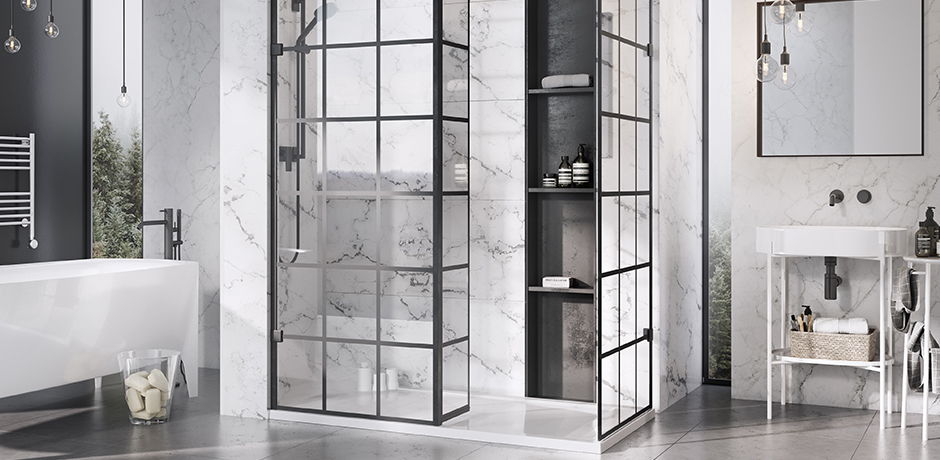 Why Are Crittall Shower Screens So Popular In The Bathroom?