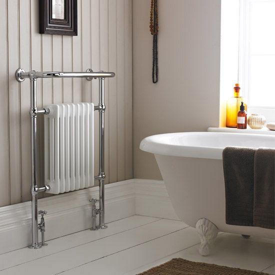 Kensington Traditional Complete Roll Top Bathroom Package (1700mm)  Feature Large Image