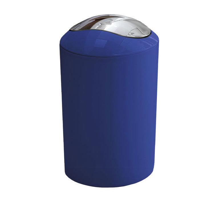 Kleine Wolke - Glossy Swing Bin - Royal Blue - 5063-799-858 Large Image