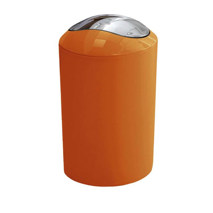 Kleine Wolke - Glossy Swing Bin - Orange - 5063-488-858 Large Image