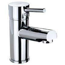 Twyford X60 Mono Basin Mixer inc. Click Clack Waste Medium Image