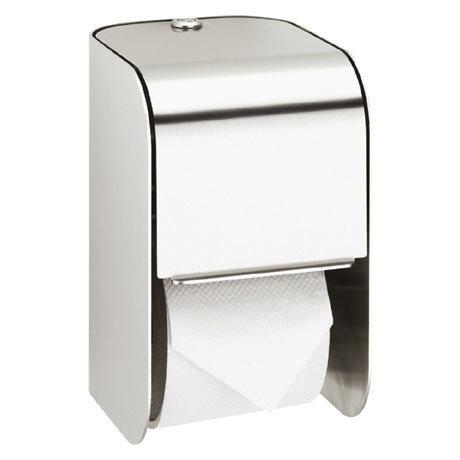 Franke Xinox XINX672 Double Toilet Roll Holder