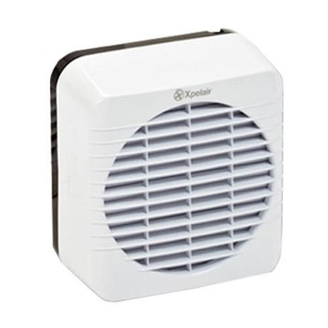 "Xpelair - GXC6T 6"" Kitchen Extraction Fan with Timer - 90861AW"
