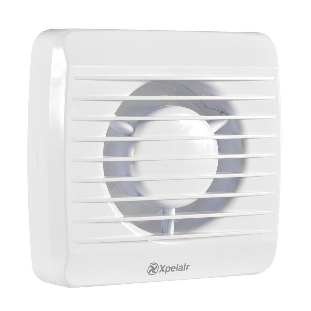 Xpelair Extractor Fans For Bathrooms: Xpelair VX100T 12W Bathroom Fan