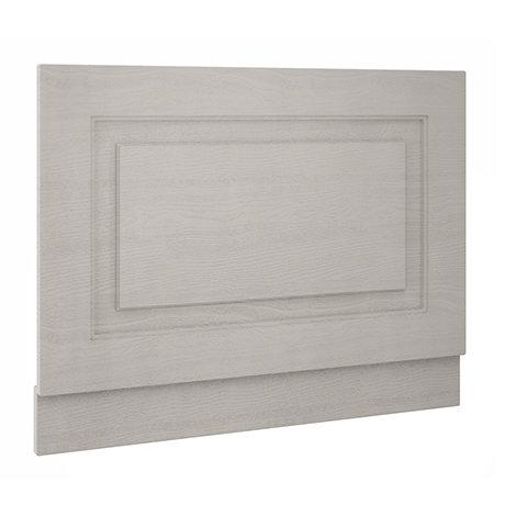 York 750mm Grey Traditional End Bath Panel & Plinth