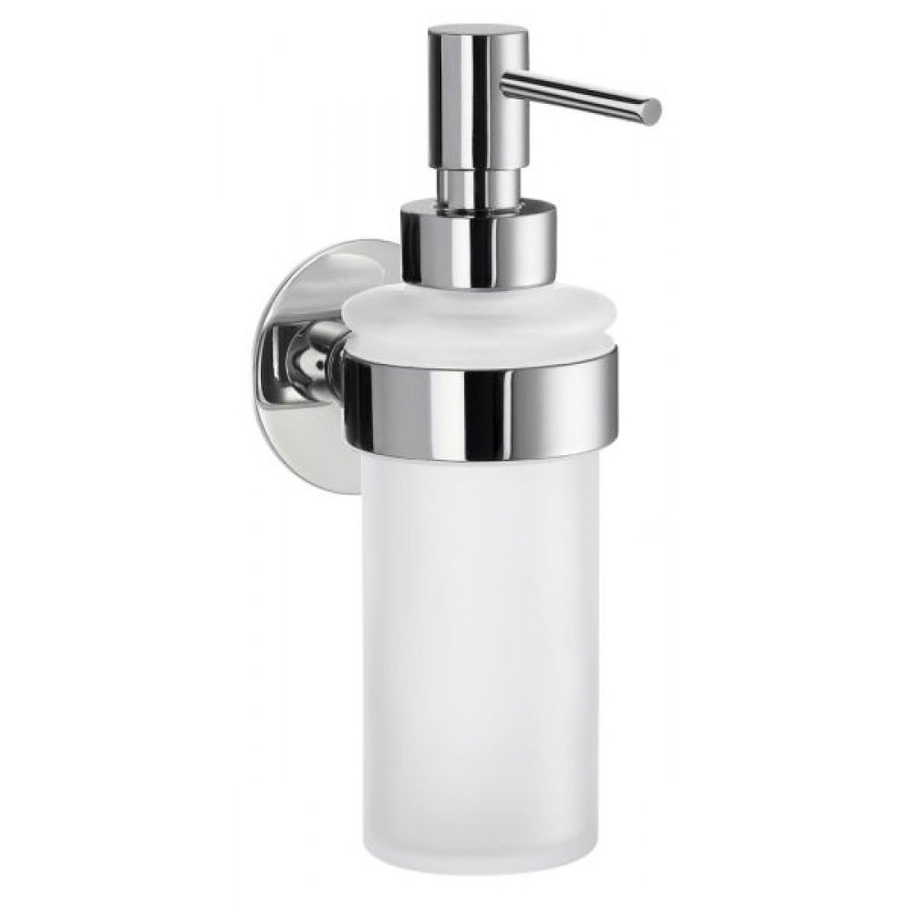 Smedbo Time Wall Mounted Soap Dispenser - Polished Chrome - YK369 Large Image